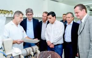 Empresa beneficiada pelo Proderc inaugura ampliação