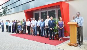 Guarda Mirim inaugura novo ginásio de esportes com reconhecimento público