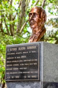 Rio Claro comemora centenário de Ulysses Guimarães