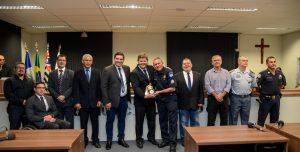 Prefeitura fará novos investimentos em equipamentos para a Guarda Civil