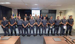 37º BPMI faz homenagens a policiais na Câmara Municipal