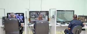 'Muralha eletrônica' usa leitor de placas para identificar veículos roubados