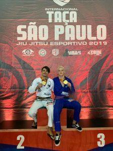 Irmãos Rossi conquistam tri-campeonato na Taça São Paulo de Jiu Jitsu