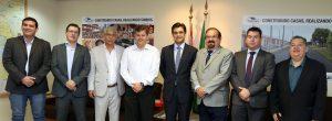 Prefeito de RC tem reunião nesta 5ª-feira com vice-governador Rodrigo Garcia