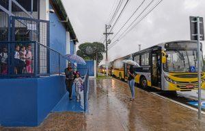 Rede municipal inicia ano letivo com nova escola para alunos do Jardim das Nações
