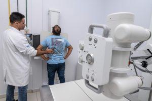 Novo aparelho de raios-x já está em funcionamento na UPA da Avenida 29