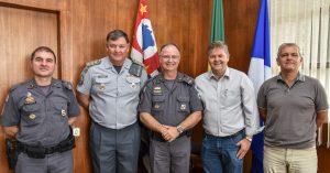 Batalhão da Polícia Militar de Rio Claro tem novo comandante