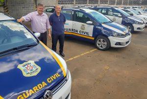 Prefeitura amplia frota de veículos da Guarda Municipal