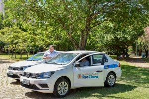Segurança tem dois novos veículos para Vigilância Patrimonial