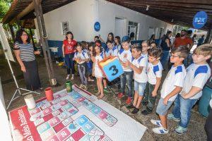 """""""Águas de Março"""" tem atividades ambientais na Sala Verde do Lago Azul"""