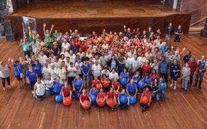 Entusiasmo dos participantes marca resgate dos Jogos Municipais dos Idosos em Rio Claro