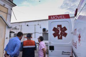 Parceria irá garantir troca do telhado  do Pronto Socorro da Avenida 15