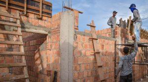 Obras da creche no Jardim Araucária entram na etapa de construção de paredes